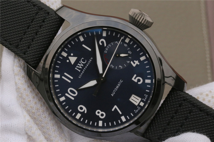 IW502003 Blue Dial
