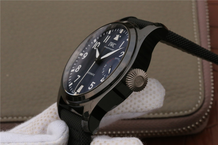 IWC Big Pilot Crown