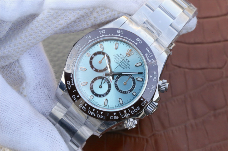 Noob V8 Rolex Daytona Ice Blue
