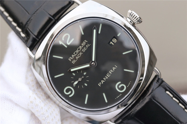 Panerai PAM 388 Cushion Shape Case