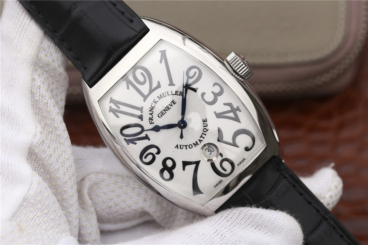 Replica Franck Muller Casablanca White Dial