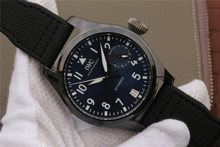 Replica IWC Big Pilot Blue