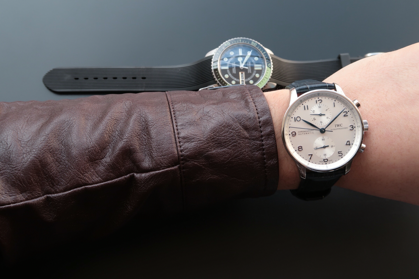 Replica IWC IW371446 Wrist Shot