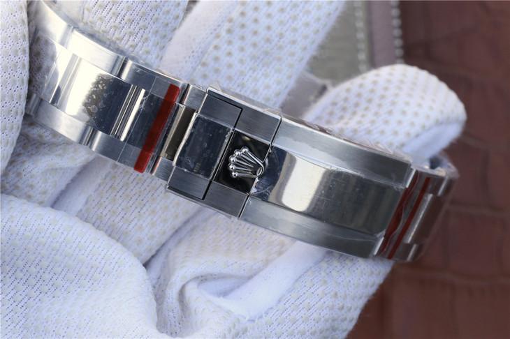 Replica Rolex Daytona 116520 904L Stainless Steel Bracelet