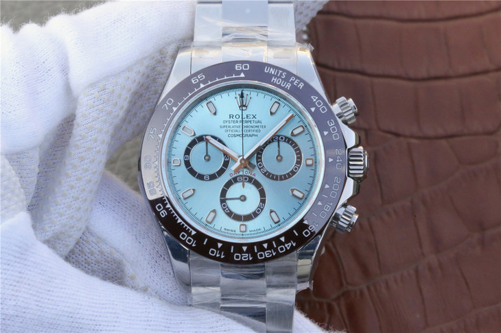 Replica Rolex Daytona Ice Blue