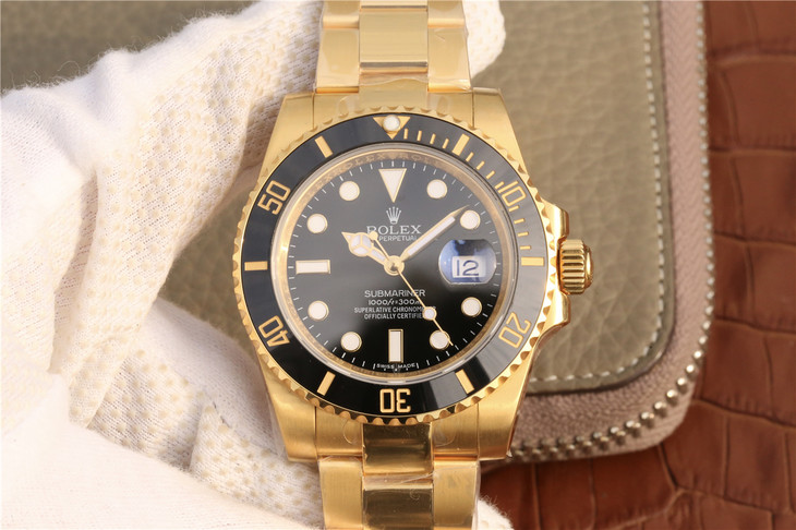 Replica Rolex Submariner 116618LN