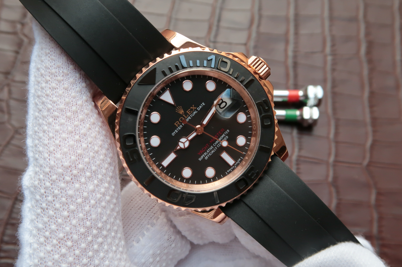 Replica Rolex YachtMaster 116655