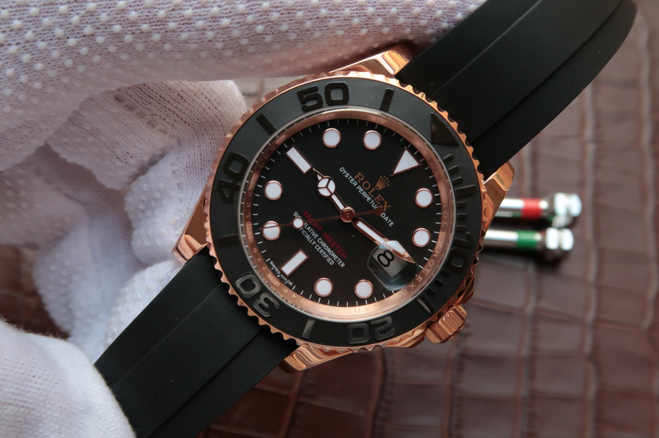 Replica Rolex YachtMaster Noob Factory