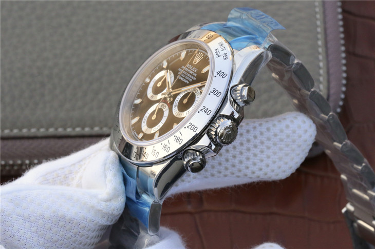 Rolex Daytona 116520 Crown