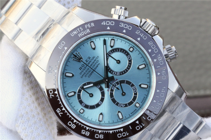 Rolex Daytona Ice Blue Dial