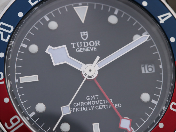 Tudor Black Bay GMT Black Dial