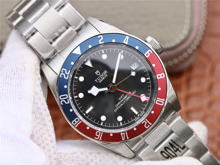 ZF Tudor Black Bay GMT