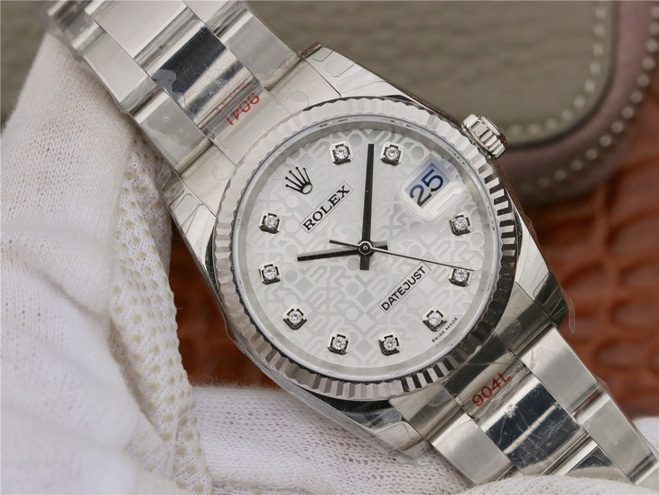 DJF Rolex Datejust 36mm Replica