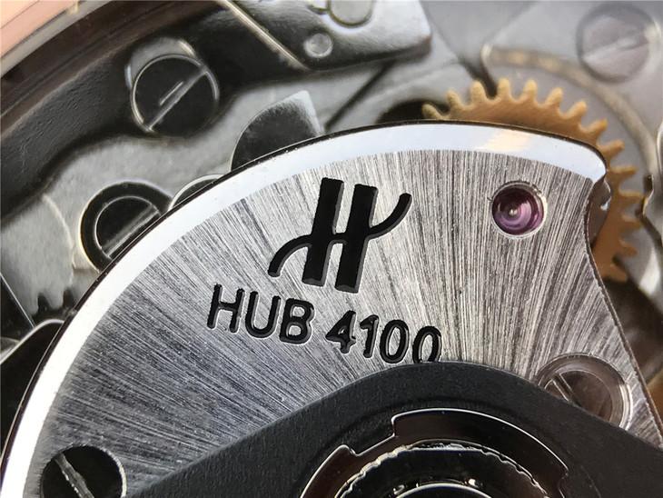 HUB4100 on Plate