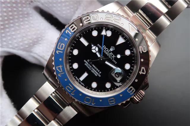 Noob V8 Rolex GMT-Master II 116710 BLNR
