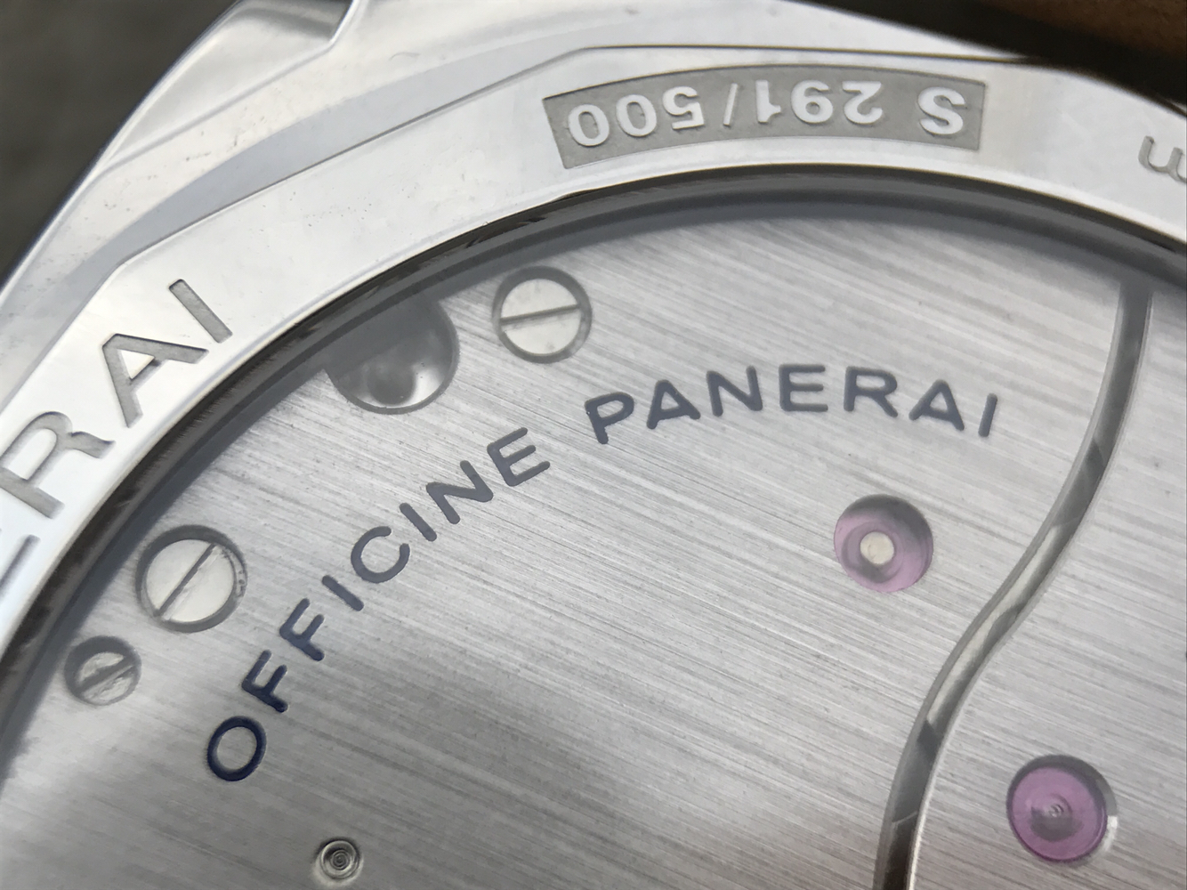 OFFICINE PANERAI Blue