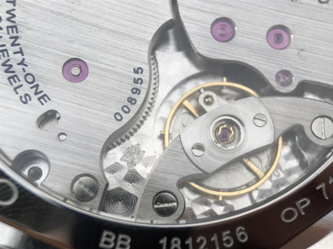 P.3000 Balance Wheel