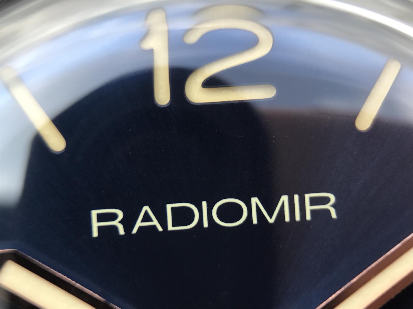 RADIOMIR Printing