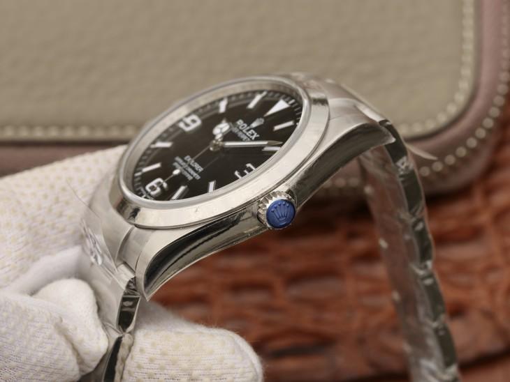Replica Rolex Explorer I Crown