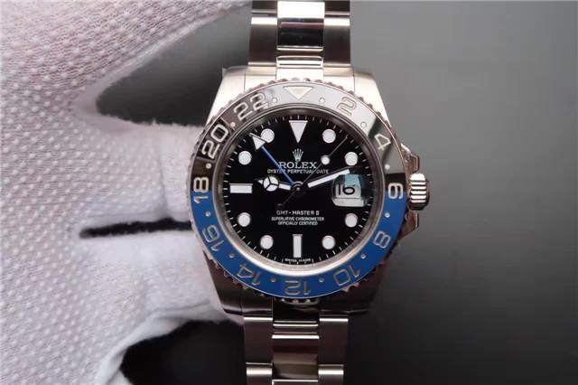 Replica Rolex GMT-Master II 116710 BLNR