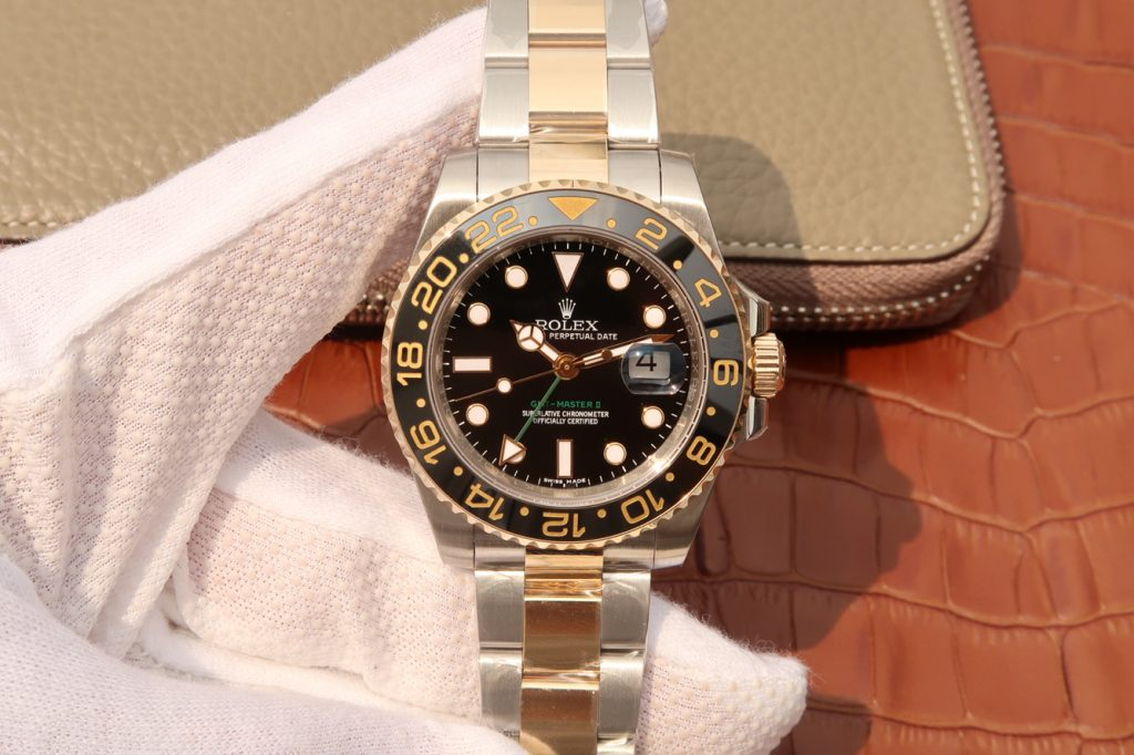 Replica Rolex GMT-Master II Two Tone