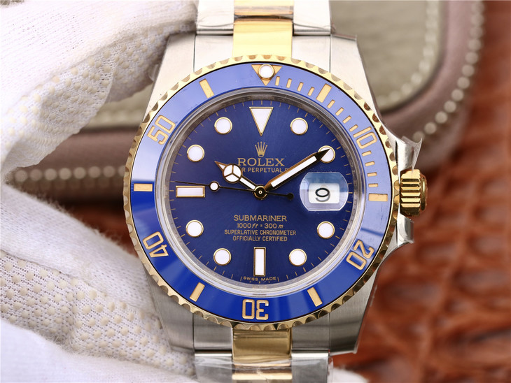 Replica Rolex Submariner GMF