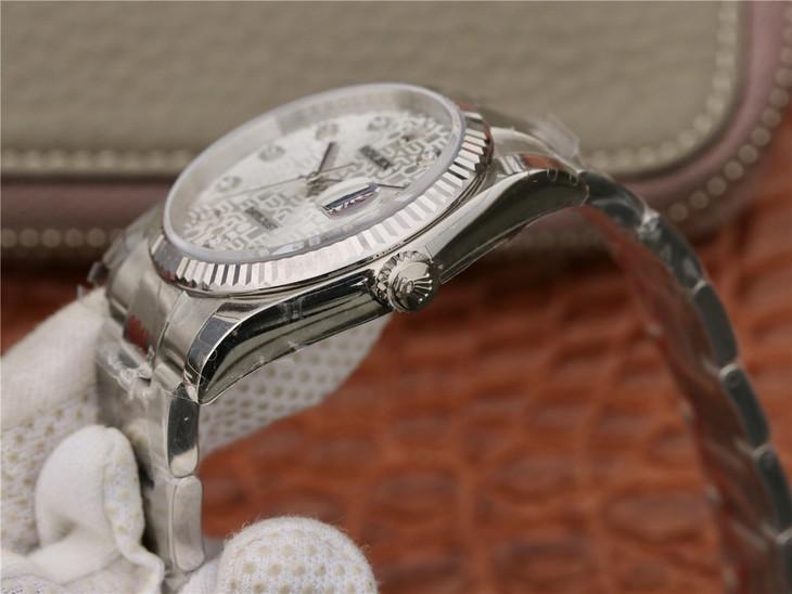 Rolex Datejust 116234 Bezel