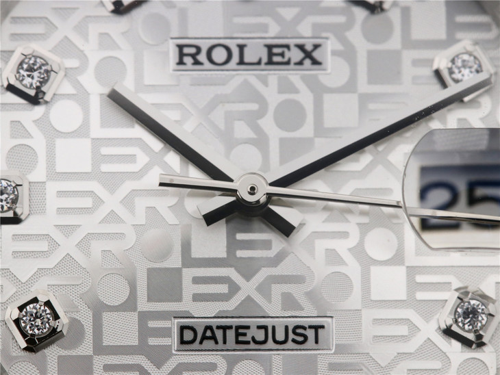 Rolex Datejust 116234 Hands