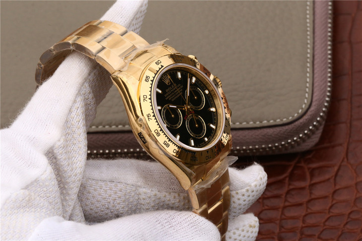 Rolex Daytona Golden Case