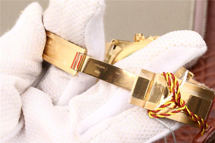 Rolex Daytona Golden Clasp 2