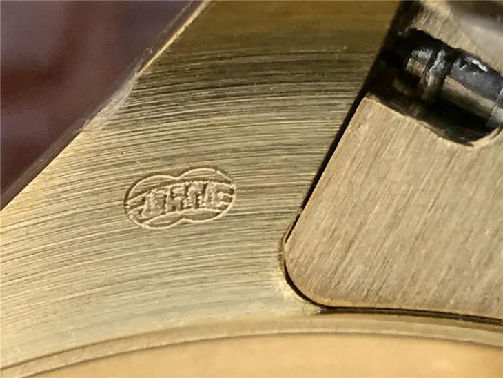 Rolex Daytona Lug Engraving 2