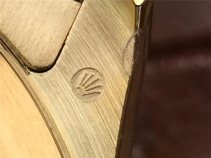 Rolex Daytona Lug Engraving
