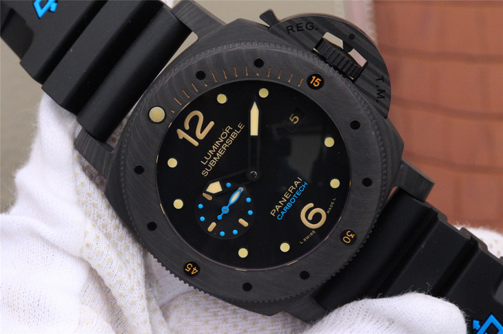 VS Replica Panerai Luminor Submersible CarboTech