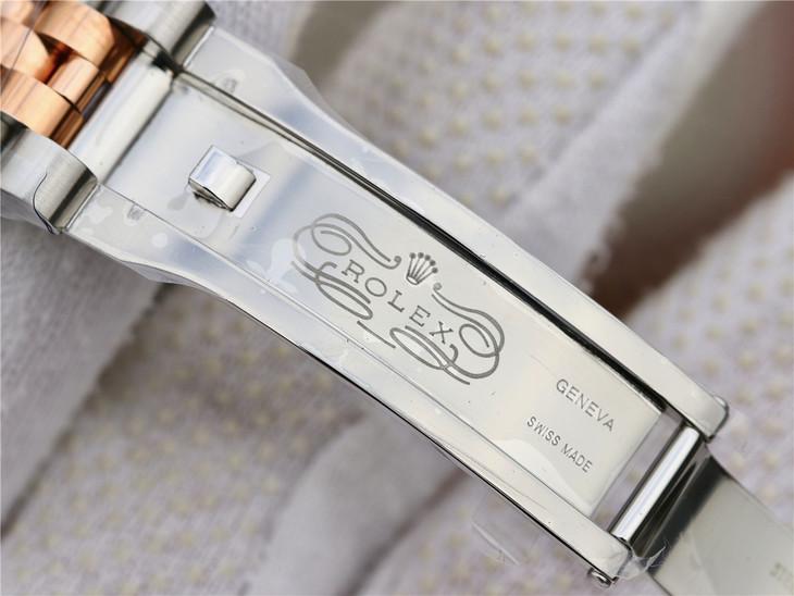 ARF Rolex Datejust Clasp Engraving