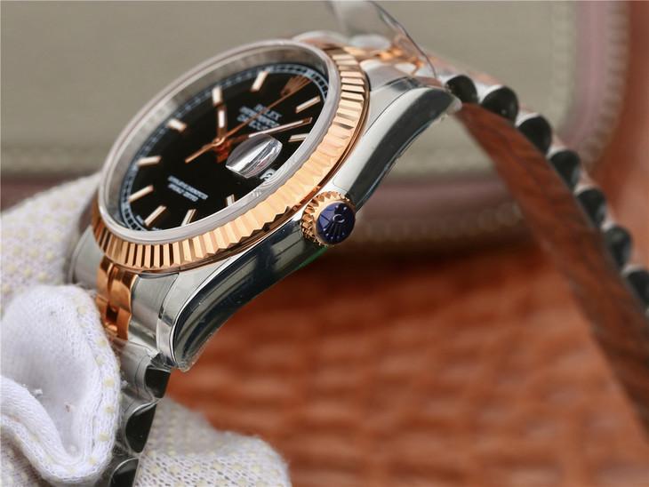 ARF Rolex Datejust Crown