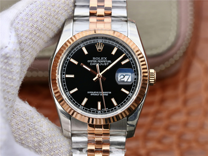 ARF Rolex Datejust Replica