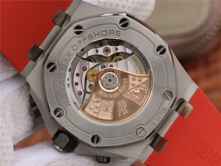 Audemars Piguet Royal Oak Offshore 26470 Crystal Back