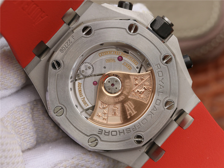 Audemars Piguet Royal Oak Offshore Secs@12 3126 Movement