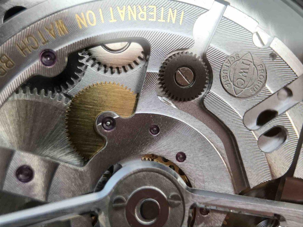 Cal. 52850 Gears