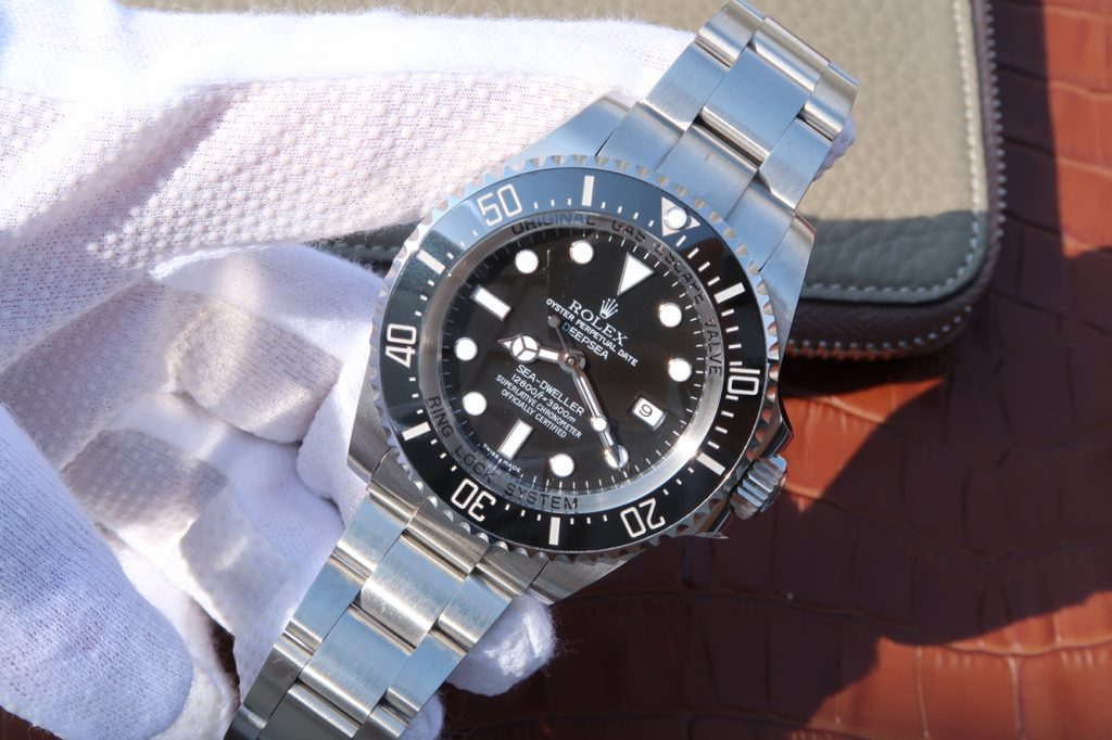 Noob Replica Rolex Sea-Dweller Deepsea