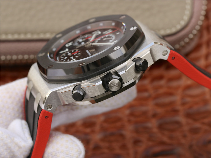Replica Audemars Piguet 26470 Chronograph Buttons