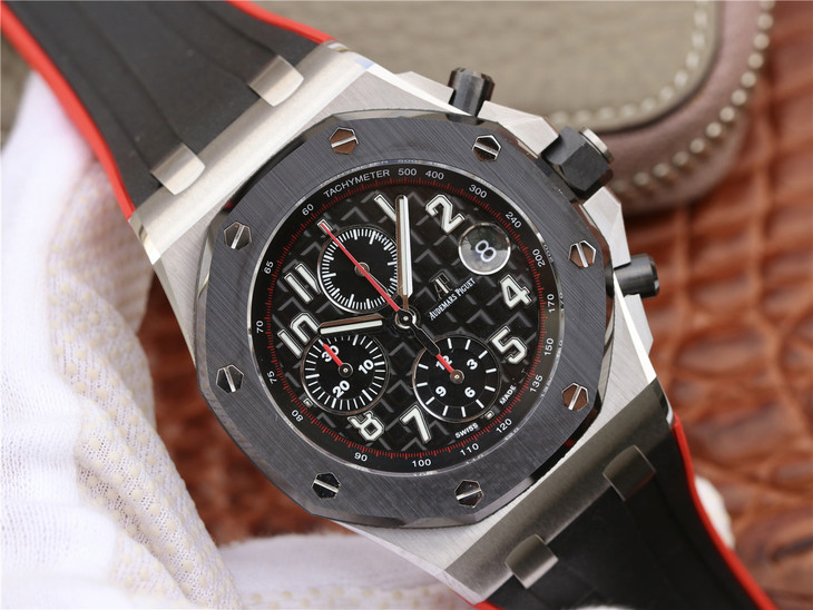 Replica Audemars Piguet Royal Oak Offshore Dark Knight
