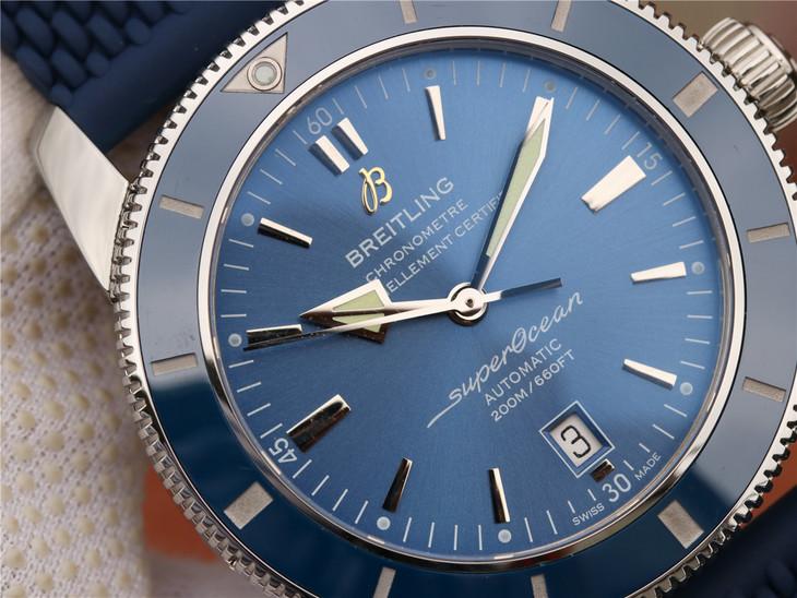 Replica Breitling Superocean II Blue Dial
