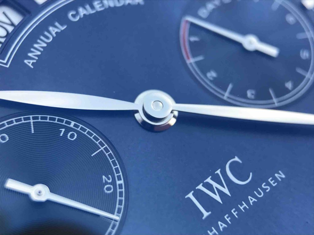 Replica IWC IW503502 Hands