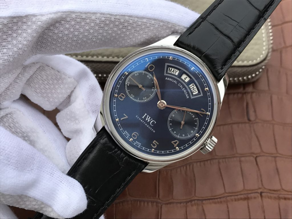 Replica IWC Portuguese 7 Days Annual Calendar