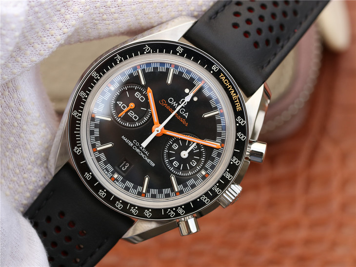 Replica Omega Speedmaster Orange Black