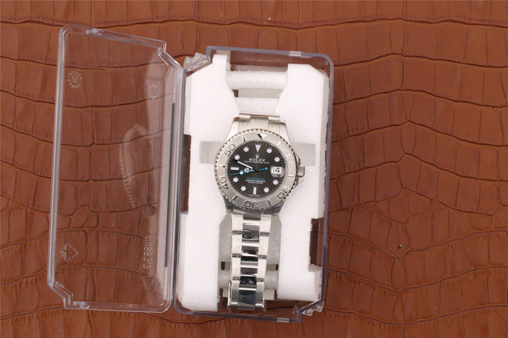 Replica Rolex 268622 in AR Plastic Box