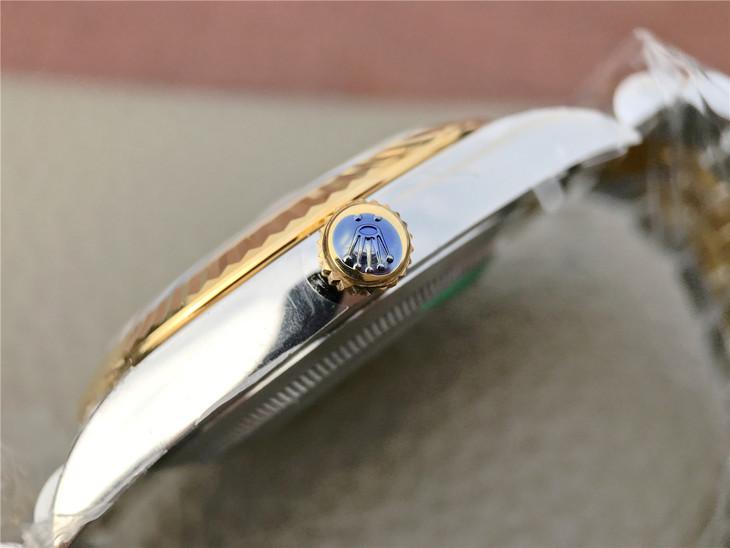 Replica Rolex Datejust II 126333 Bezel