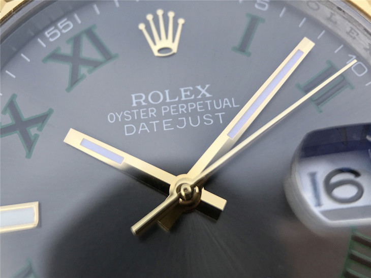 Replica Rolex Datejust II Hands