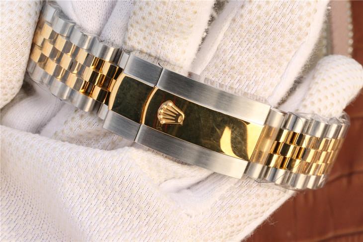 Replica Rolex Datejust II Jubilee Bracelet Golden